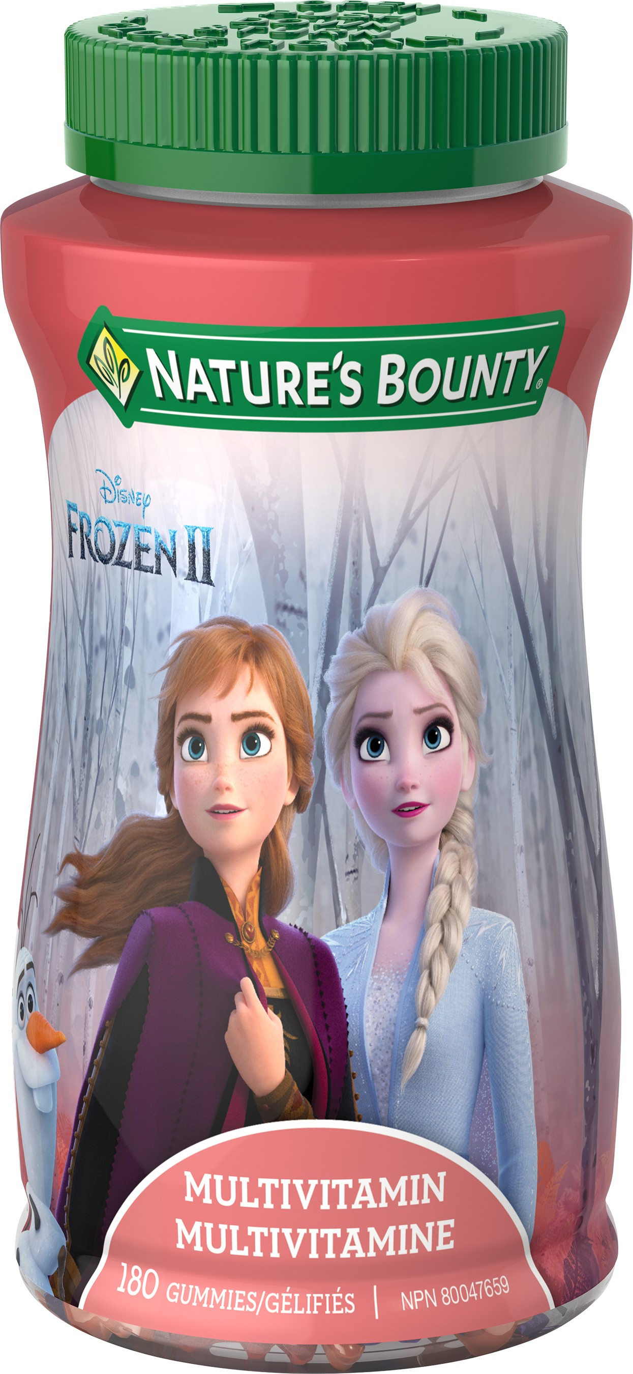 Nature's Bounty Frozen ll Multivitamin Gummies