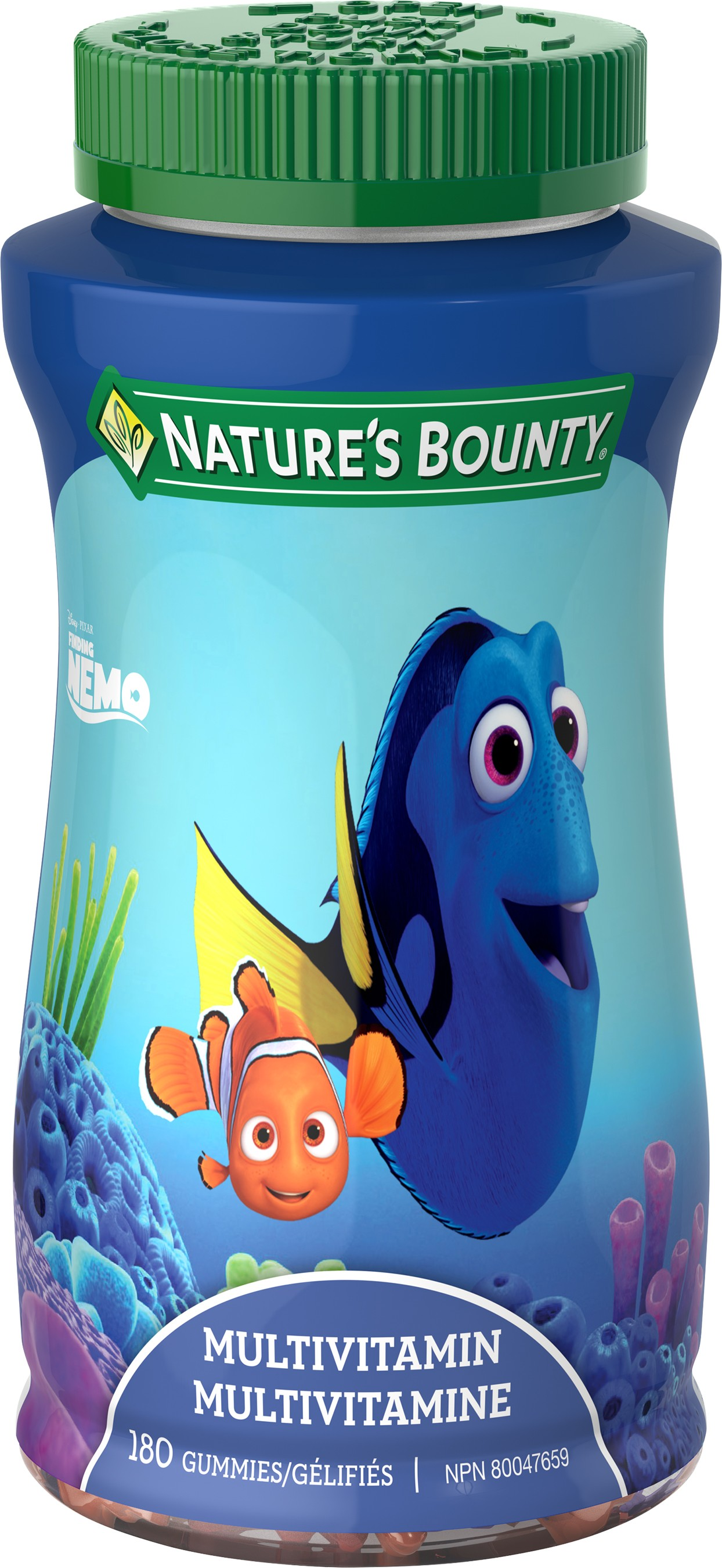 Nature's Bounty Dory Multivitamin Gummies