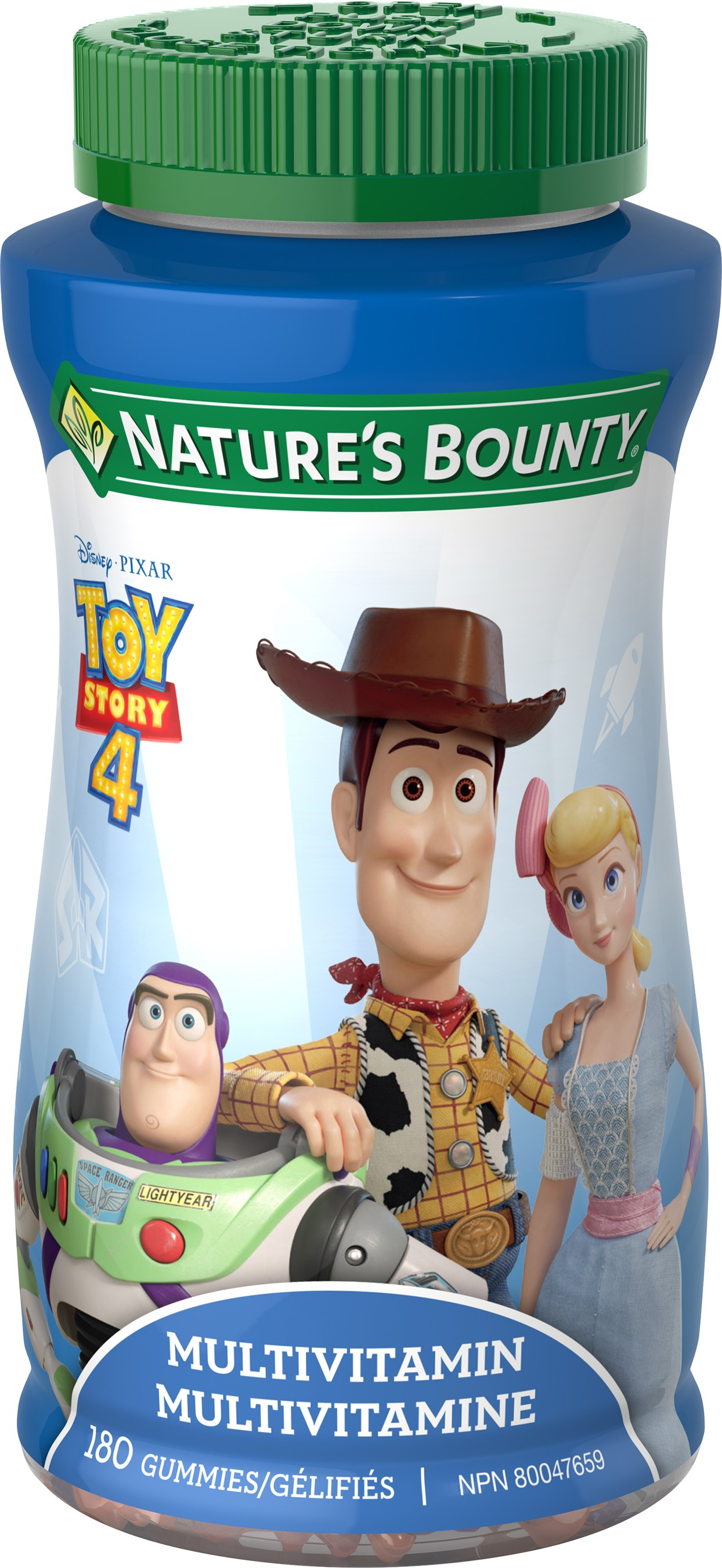 Nature's Bounty Toy Story 4 Multivitamin Gummies