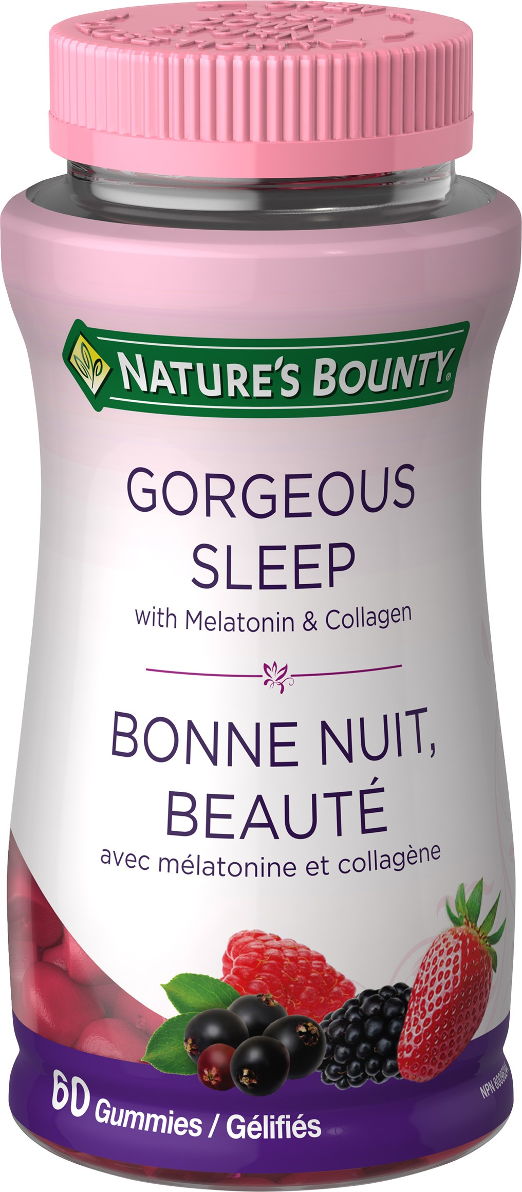 Gorgeous Sleep with Melatonin & Collagen